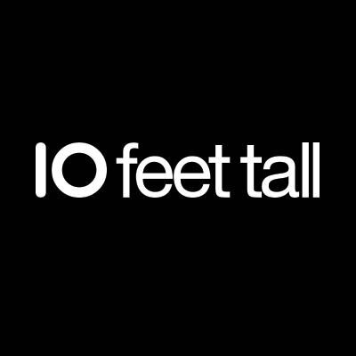 10 feet tall | WE HELP BRANDS STAND TALL