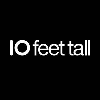 10 feet tall | WE HELP BRANDS STAND TALL