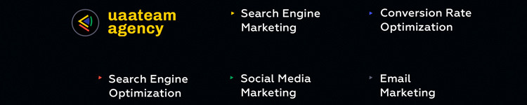 #UAATEAM | Digital marketing agency for the best projects.